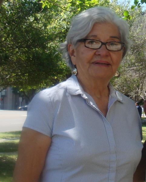 Ms. Rebecca Flores